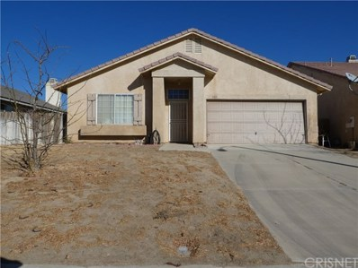 3319 Garnet Avenue, Rosamond, CA 93560 - MLS#: SR19259422