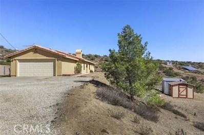 5525 W Ave X, Acton, CA 93510 - MLS#: SR19262344