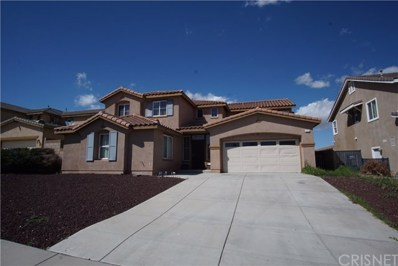 765 Celtic Drive, Palmdale, CA 93551 - MLS#: SR19262498