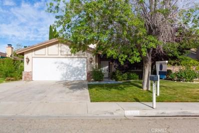 44301 31st Street W, Lancaster, CA 93536 - MLS#: SR19262539