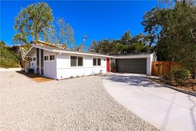 17138 Sunderland Drive, Granada Hills, CA 91344 - MLS#: SR19262643
