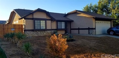 37553 Silk Tree Lane, Palmdale, CA 93550 - MLS#: SR19265190