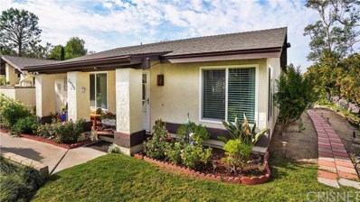26328 Oak Highland Drive UNIT C, Newhall, CA 91321 - MLS#: SR19268103