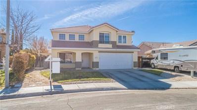 6206 W Avenue J3, Lancaster, CA 93536 - MLS#: SR19269622