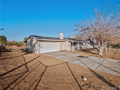 40137 168th Street E, Palmdale, CA 93591 - MLS#: SR19270013