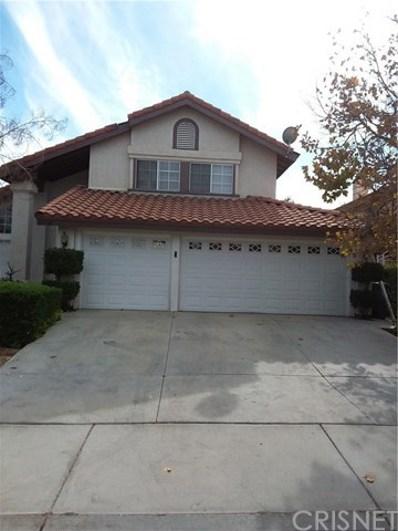 3234 Fern Avenue, Palmdale, CA 93550 - MLS#: SR19270691