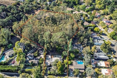 3651 Woodhill Canyon Road, Studio City, CA 91604 - MLS#: SR19271224