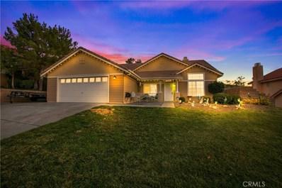 2430 Windwood Drive, Palmdale, CA 93550 - MLS#: SR19271410