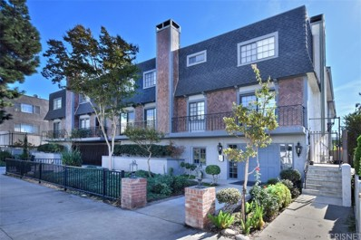 15322 Weddington Street UNIT 1, Sherman Oaks, CA 91411 - MLS#: SR19272206