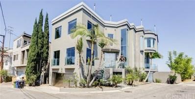 1602 Viewmont Drive, Hollywood Hills East, CA 90069 - MLS#: SR19272986