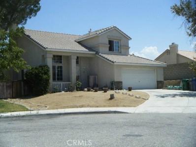 36904 Snapdragon Court, Palmdale, CA 93552 - MLS#: SR19273316