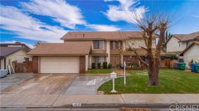 3812 Vista Linda Drive, Lancaster, CA 93536 - MLS#: SR19276562