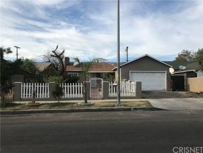 13501 Cornelius Street, Pacoima, CA 91331 - MLS#: SR19276790