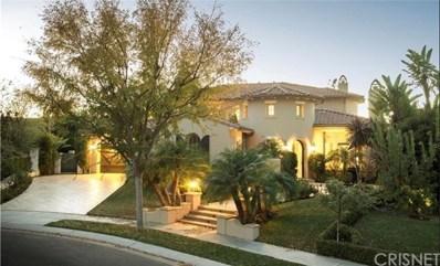 4131 Prado De Los Caballos, Calabasas, CA 91302 - MLS#: SR19278966
