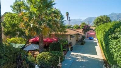 3533 Milton Street, Pasadena, CA 91107 - MLS#: SR19278980