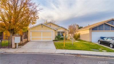 2610 Juniper Drive, Palmdale, CA 93550 - MLS#: SR19279543