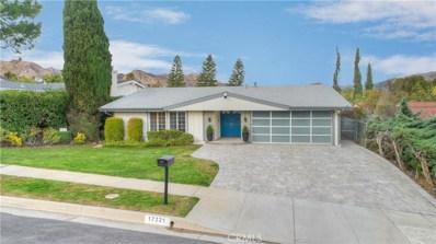 17321 Boswell Place, Granada Hills, CA 91344 - MLS#: SR19279634