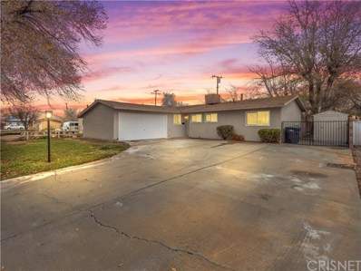 45556 17th Street W, Lancaster, CA 93534 - MLS#: SR19279645
