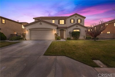 2552 W Avenue K7, Lancaster, CA 93536 - MLS#: SR19279669