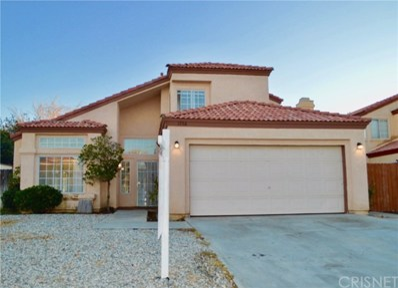 1726 Sierra View Avenue, Lancaster, CA 93535 - MLS#: SR19280238