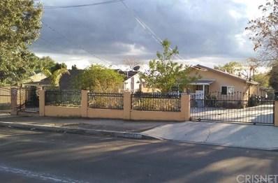 12821 Norris Avenue, Sylmar, CA 91342 - MLS#: SR19280339