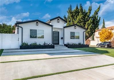4953 Zelzah Avenue, Encino, CA 91316 - MLS#: SR19281889