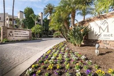21500 Burbank Boulevard UNIT 305, Woodland Hills, CA 91367 - MLS#: SR19282412