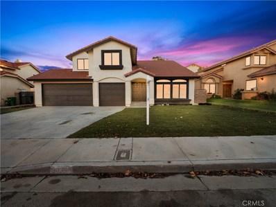 3036 Dolomite Avenue, Palmdale, CA 93550 - MLS#: SR19285321
