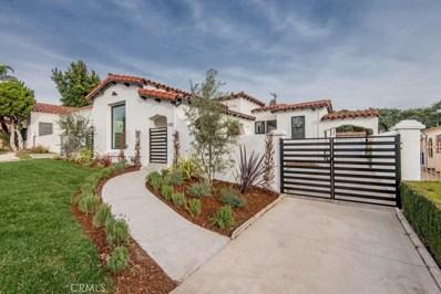 1242 S Curson Avenue, Los Angeles, CA 90019 - MLS#: SR19285420