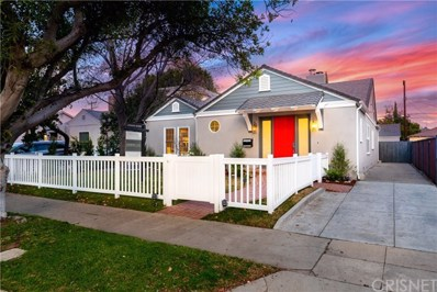 4448 Tyrone Avenue, Sherman Oaks, CA 91423 - MLS#: SR19287182