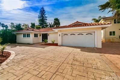 5353 Hazeltine Avenue, Sherman Oaks, CA 91401 - MLS#: SR20000023