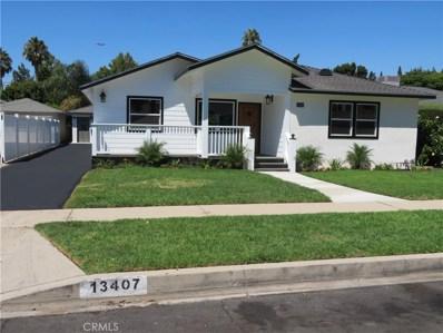 13407 Sylvan Street, Valley Glen, CA 91401 - MLS#: SR20000139
