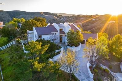 44 Ranchero Road, Bell Canyon, CA 91307 - MLS#: SR20003677