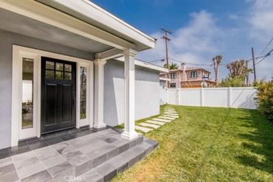1776 Voorhees Avenue, Manhattan Beach, CA 90266 - MLS#: SR20003791