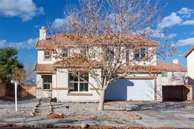 44033 Dahlia Street, Lancaster, CA 93535 - MLS#: SR20004831