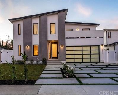 5011 Hesperia Avenue, Encino, CA 91316 - MLS#: SR20004951