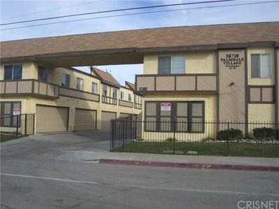 38710 10th Street E UNIT 9, Palmdale, CA 93550 - MLS#: SR20005340