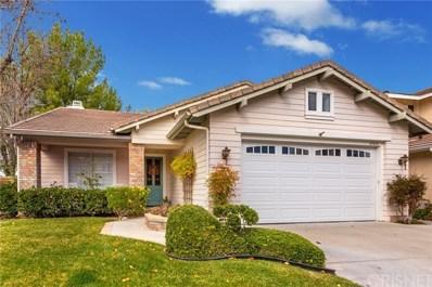 27631 Weston Drive, Valencia, CA 91354 - MLS#: SR20005384