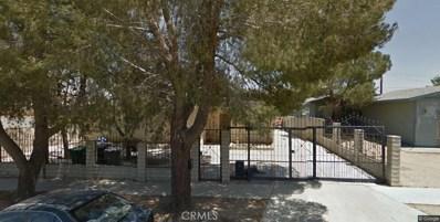 38460 E 3rd Street E, Palmdale, CA 93550 - MLS#: SR20006352