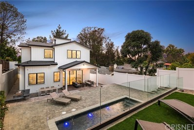 3876 Carpenter Avenue, Studio City, CA 91604 - MLS#: SR20006480