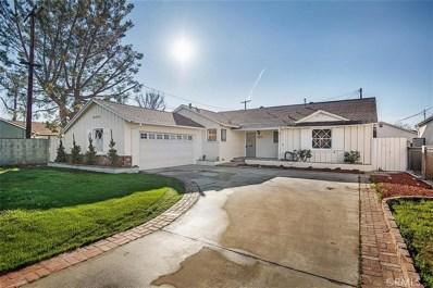 14844 San Jose Street, Mission Hills (San Fernando), CA 91345 - MLS#: SR20006607