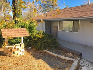 4200 Willow Trail, Frazier Park, CA 93225 - MLS#: SR20007733