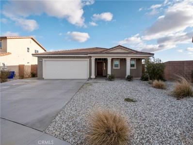 11575 Crest Drive, Adelanto, CA 92301 - MLS#: SR20007804