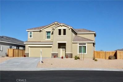 3525 Mt San Gorgonia Avenue, Rosamond, CA 93560 - MLS#: SR20007857