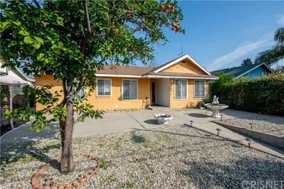 10218 Arleta Avenue, Arleta, CA 91331 - MLS#: SR20008191