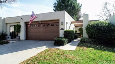 636 Racquet Club Lane, Thousand Oaks, CA 91360 - MLS#: SR20008459