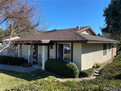26360 Oakspur Drive UNIT C, Newhall, CA 91321 - MLS#: SR20008475