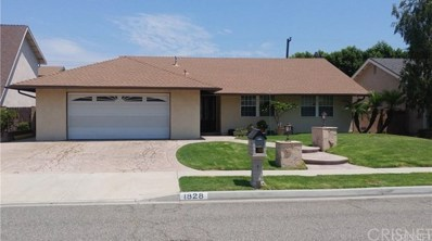 1828 Fred Avenue, Simi Valley, CA 93065 - MLS#: SR20008842