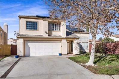 23752 Timber Bluff Court, Moreno Valley, CA 92557 - MLS#: SR20009288