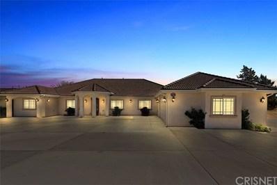 40316 18th Street W, Palmdale, CA 93551 - MLS#: SR20009864